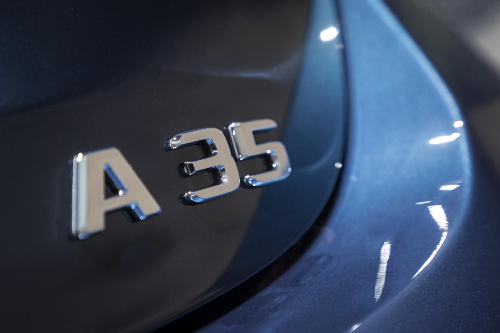 2019 Mercedes-AMG A35 Badge