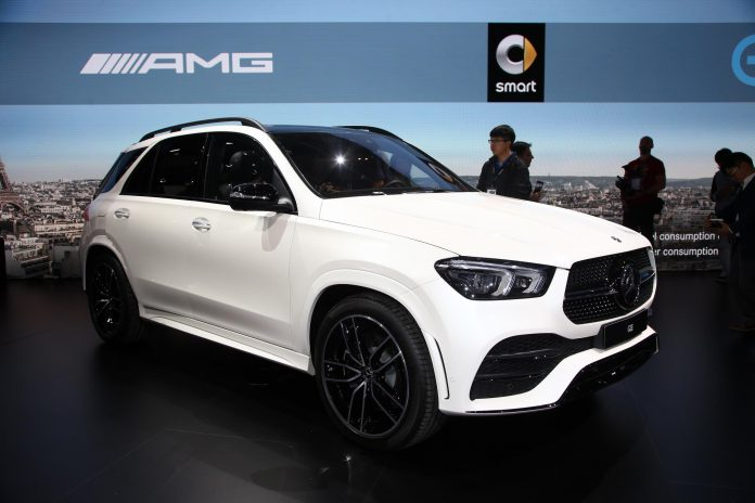 2019 Mercedes-Benz GLE 450