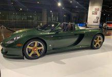 Oak Green Metallic Carrera GT