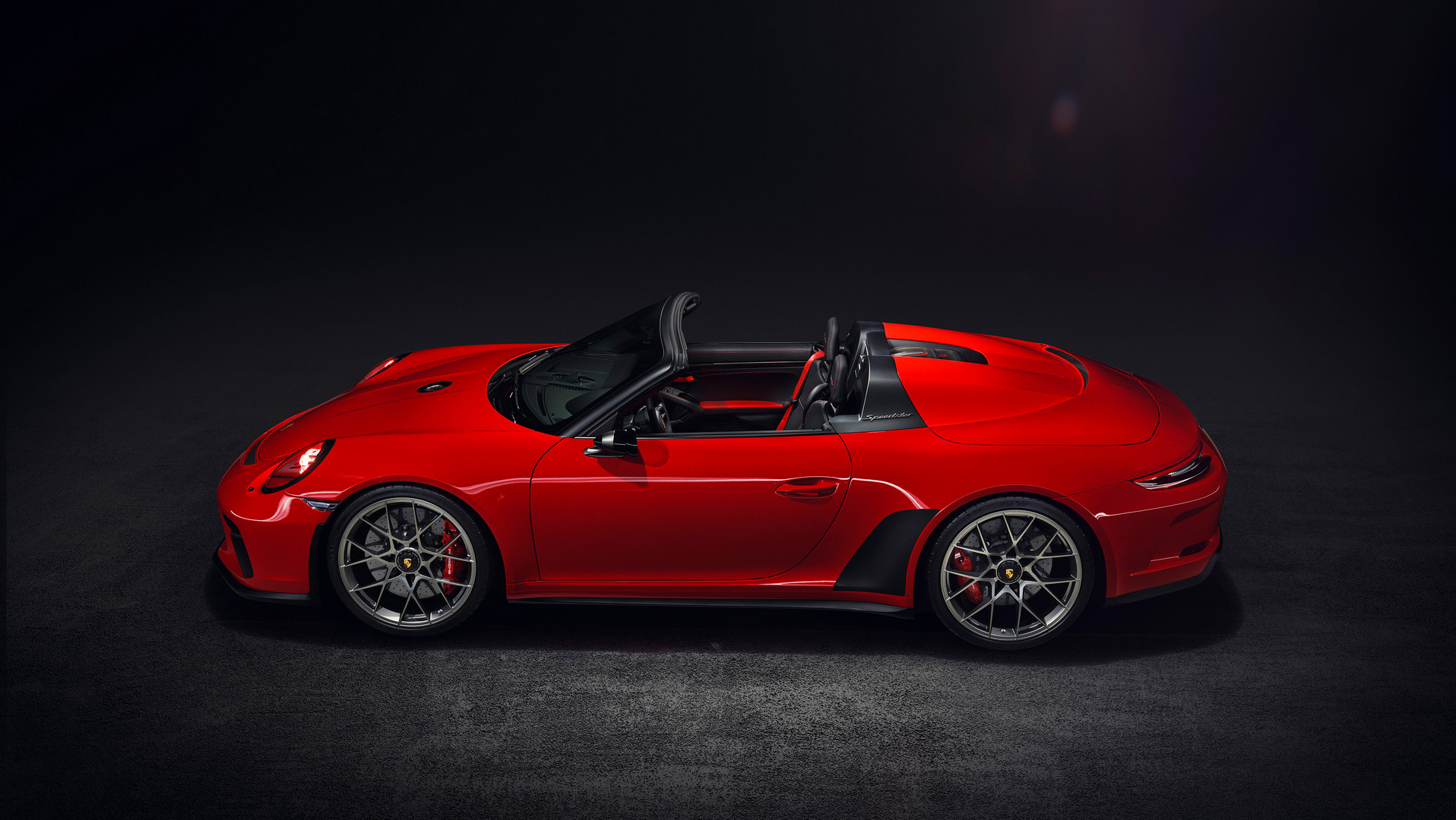 porsche 991 speedster confirmed for production 1 948 units only gtspirit. Black Bedroom Furniture Sets. Home Design Ideas