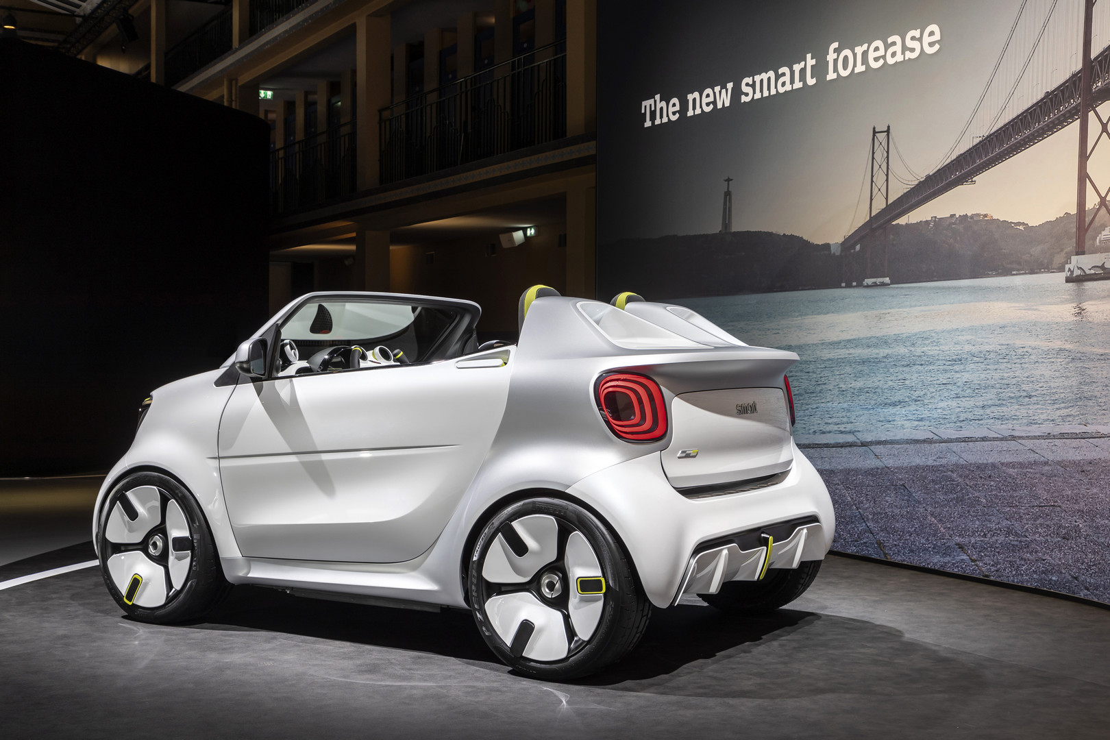 Smart Forease - Paris Motor Show 2018