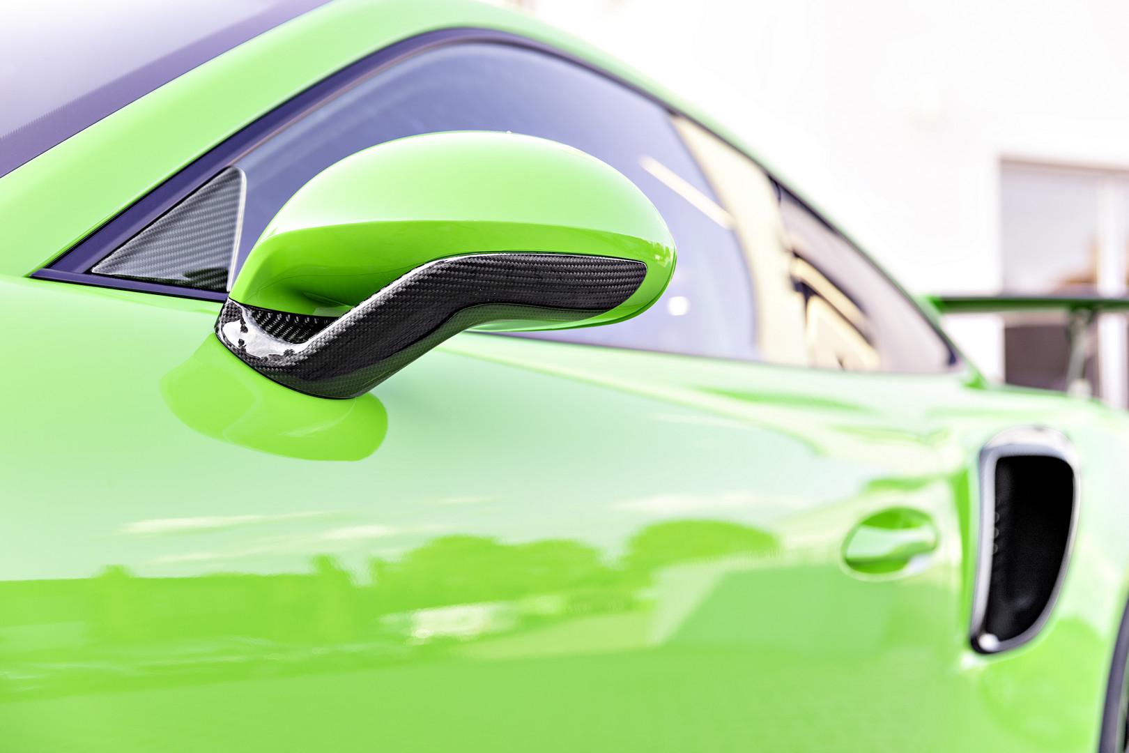 Side Mirror Techart GT3 RS