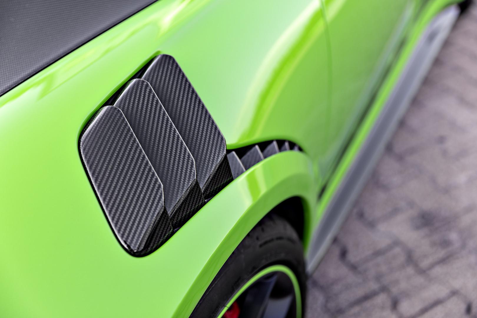 Techart GT3 RS Arch Louvers