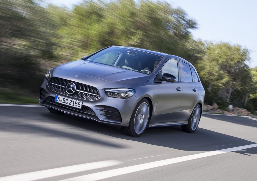 2019 Mercedes Benz B Class Review Gtspirit