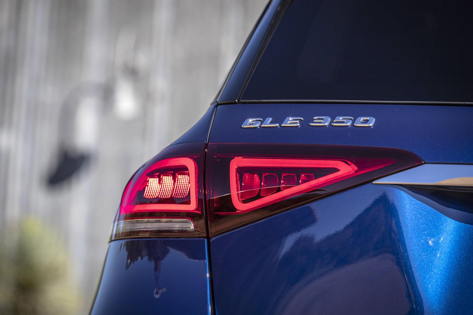 2019 Mercedes-Benz GLE 350