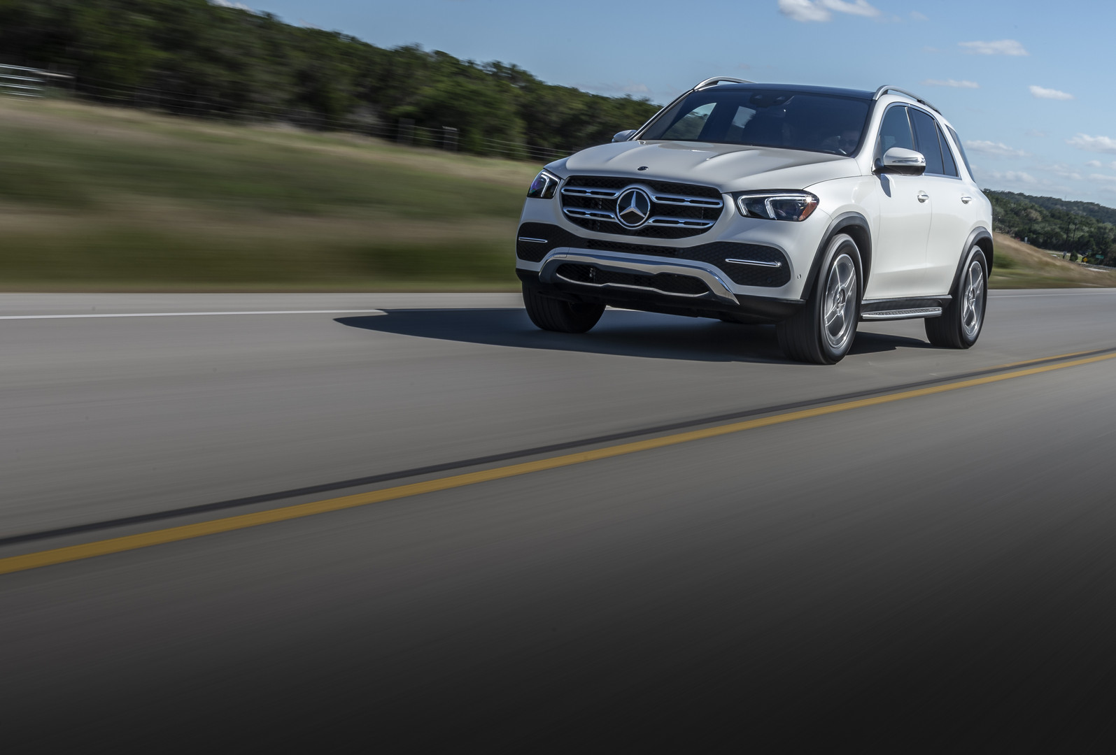 2019 Mercedes-Benz GLE Exterior
