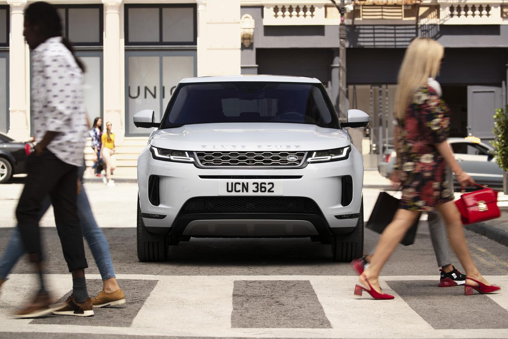 2019 Range Rover Evoque Revealed Gtspirit