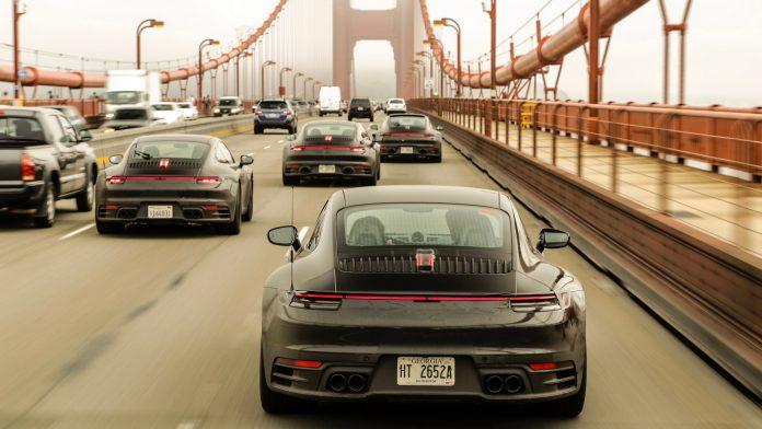 2020 Porsche 911 type 992