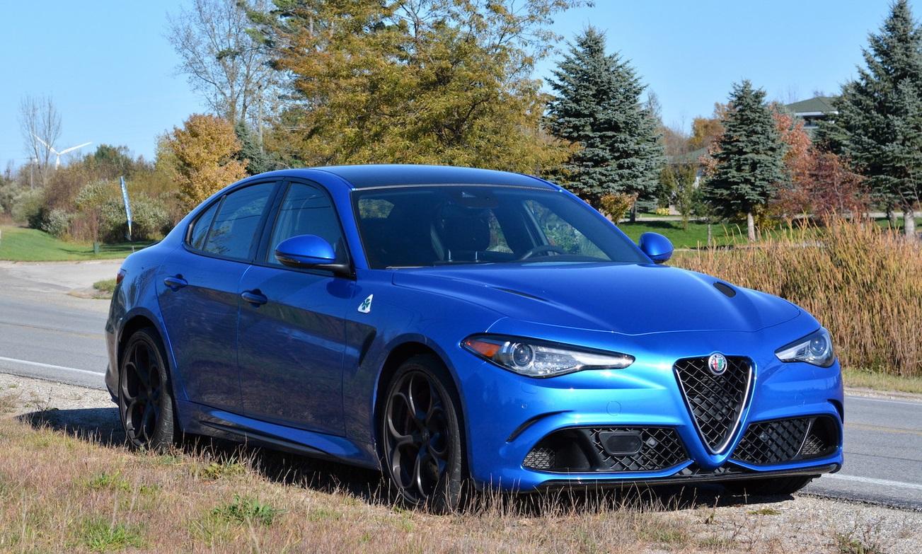 2018 Alfa Romeo Giulia Quadrifoglio Review Carhoots