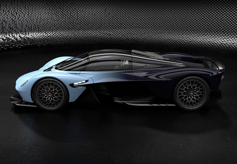 Production Ready Aston Martin Valkyrie Revealed