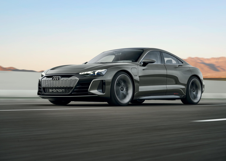 Audi e-tron GT Concept Revealed - GTspirit
