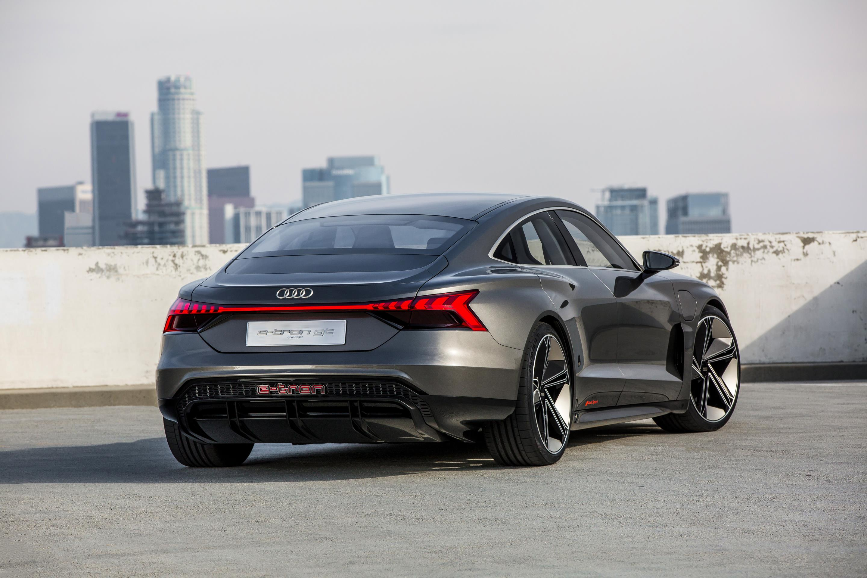 Audi E Tron Gt Concept Revealed Gtspirit