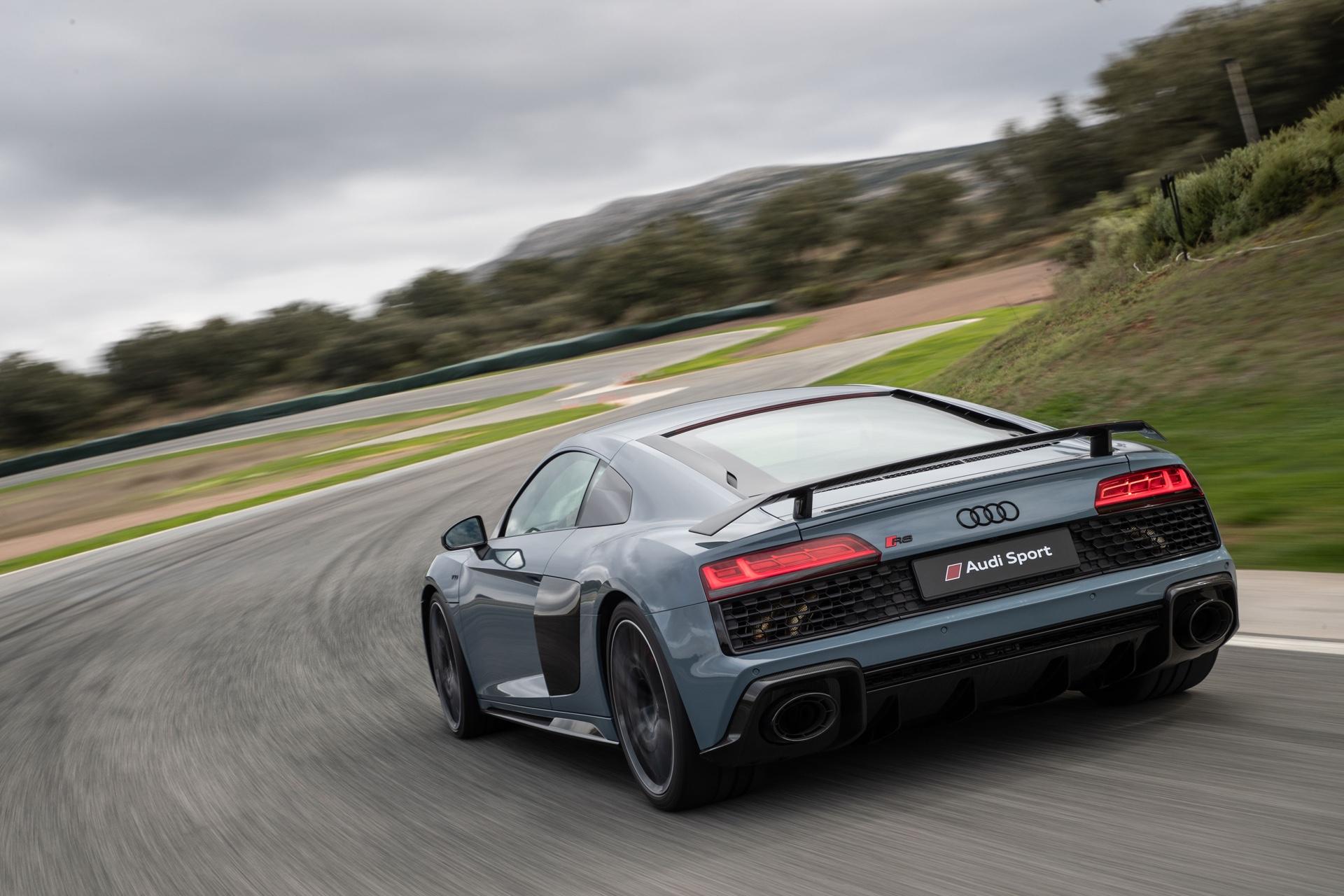 2019 Audi R8 Performance Review Gtspirit