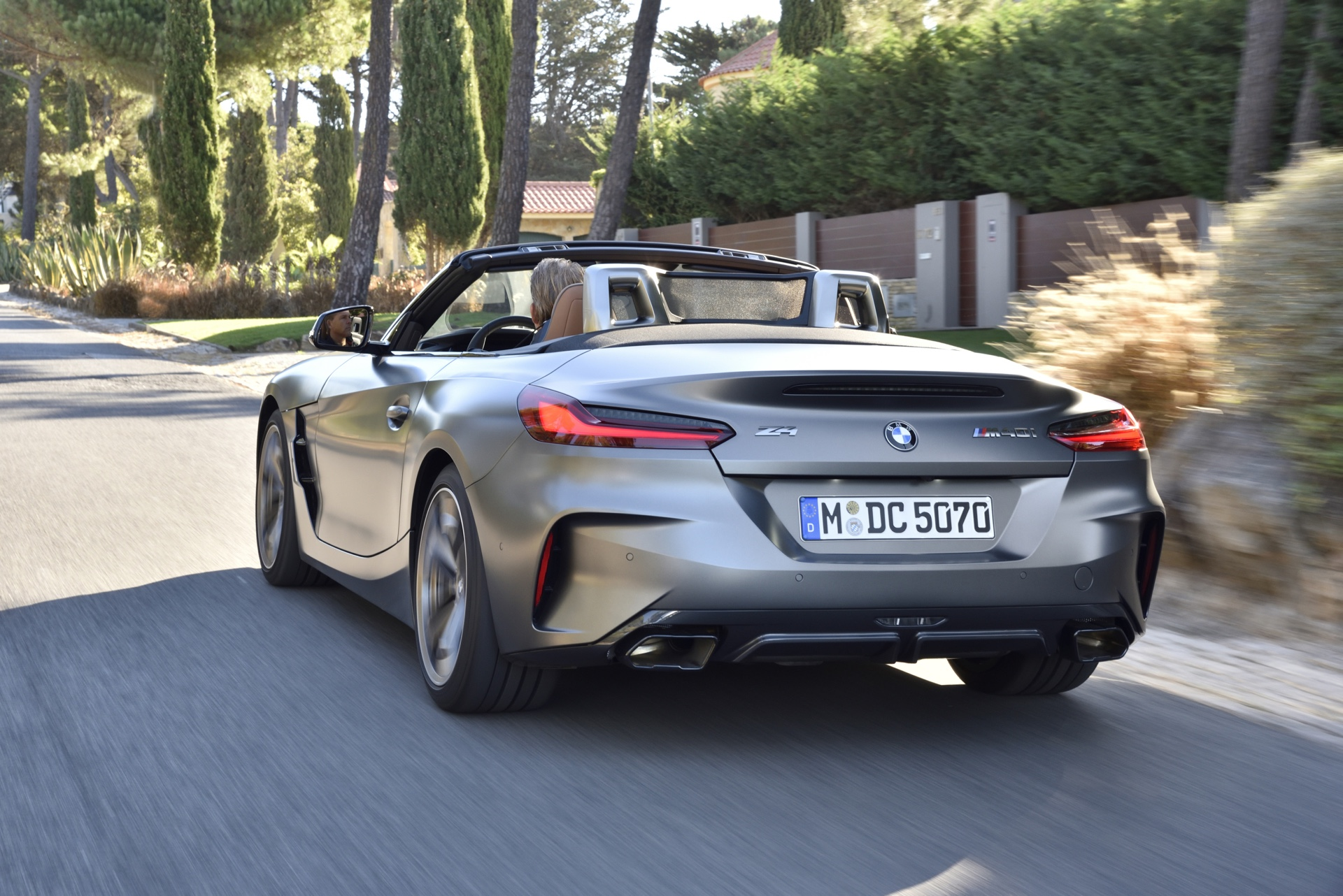 2019 Bmw Z4 M40i Review Gtspirit
