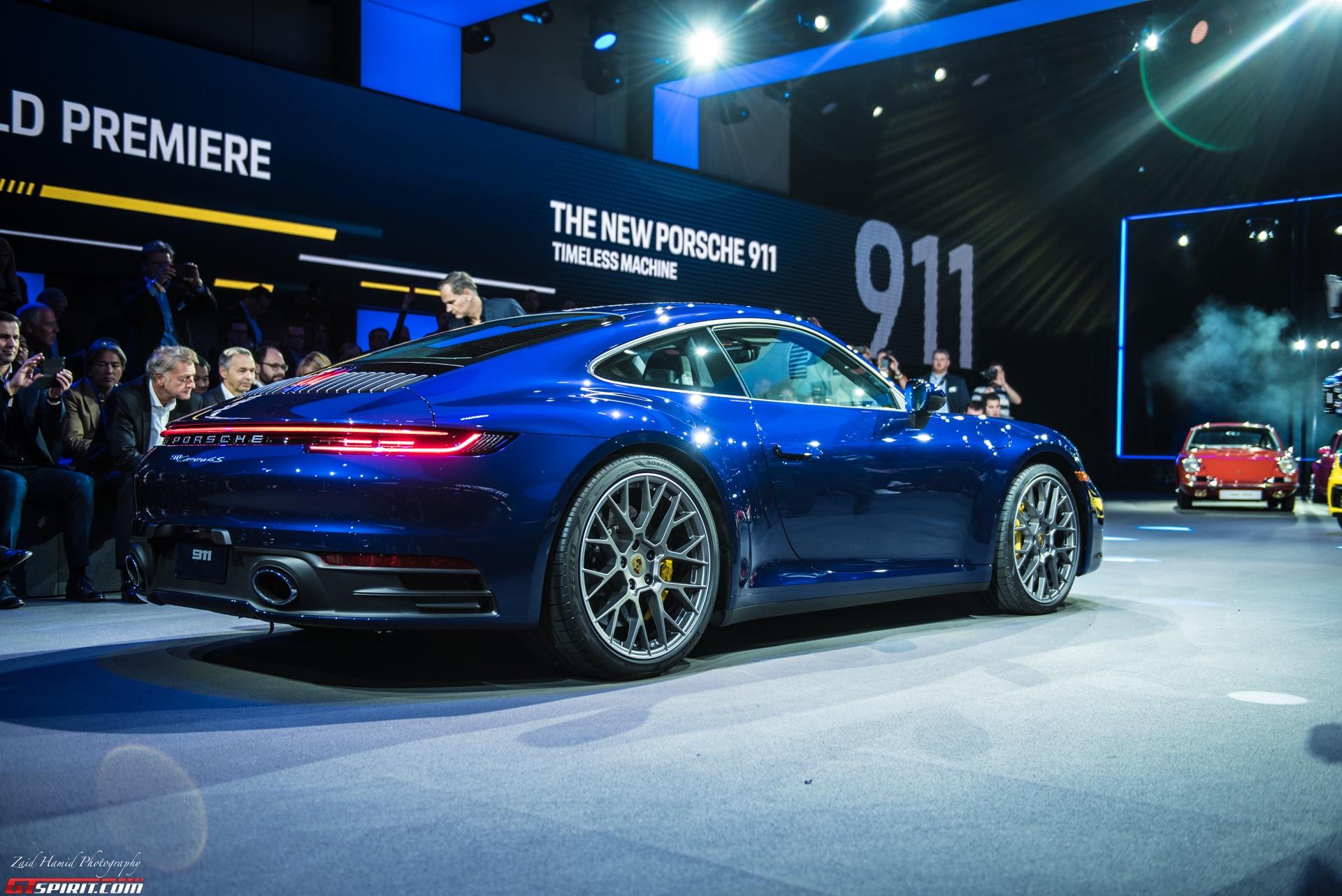 First Impressions 2020 Porsche 911 992 Gtspirit