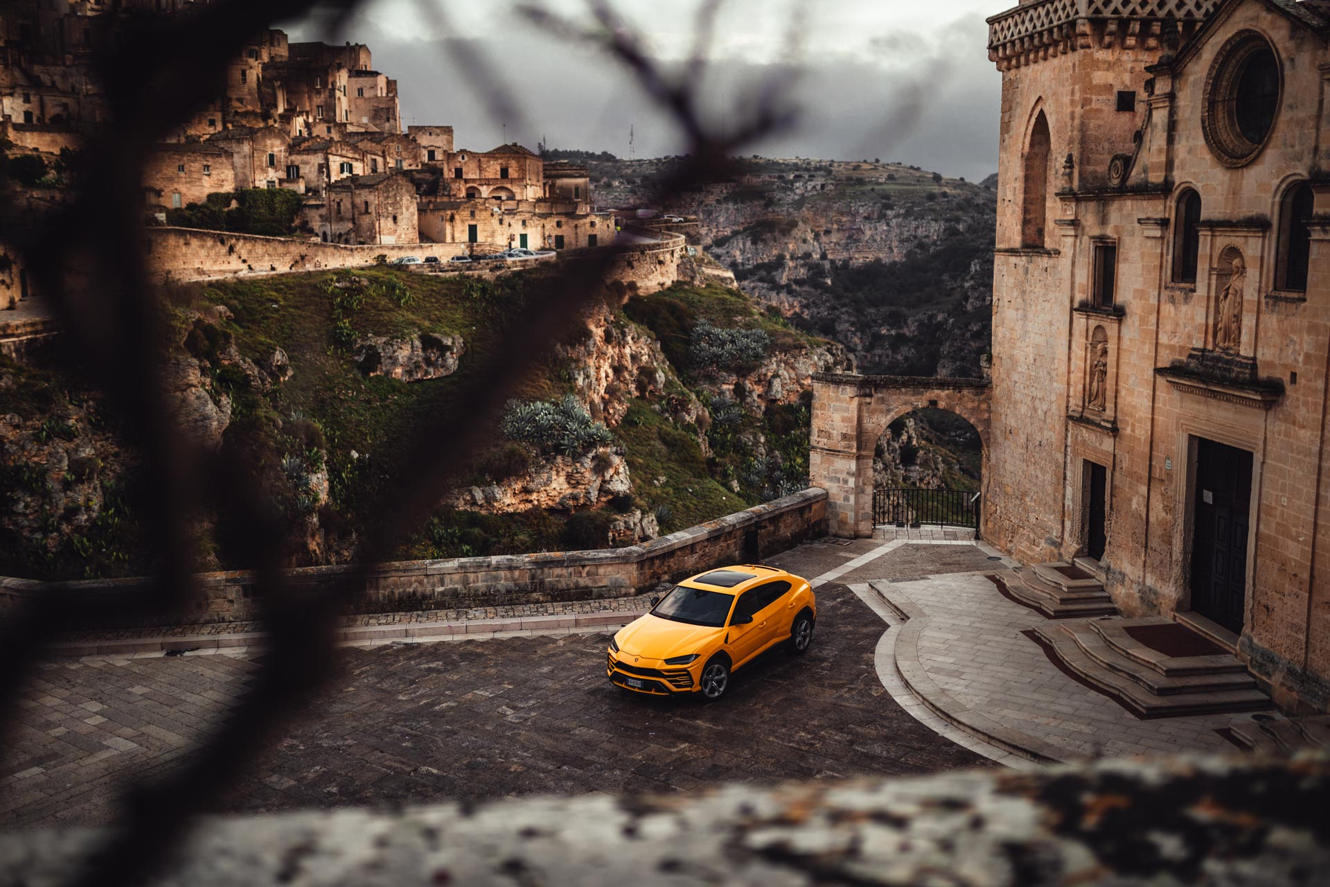 Gallery The Lamborghini Urus Exploring Italy Gtspirit