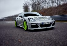 Techart Porsche Panamera Turbo S e-Hybrid