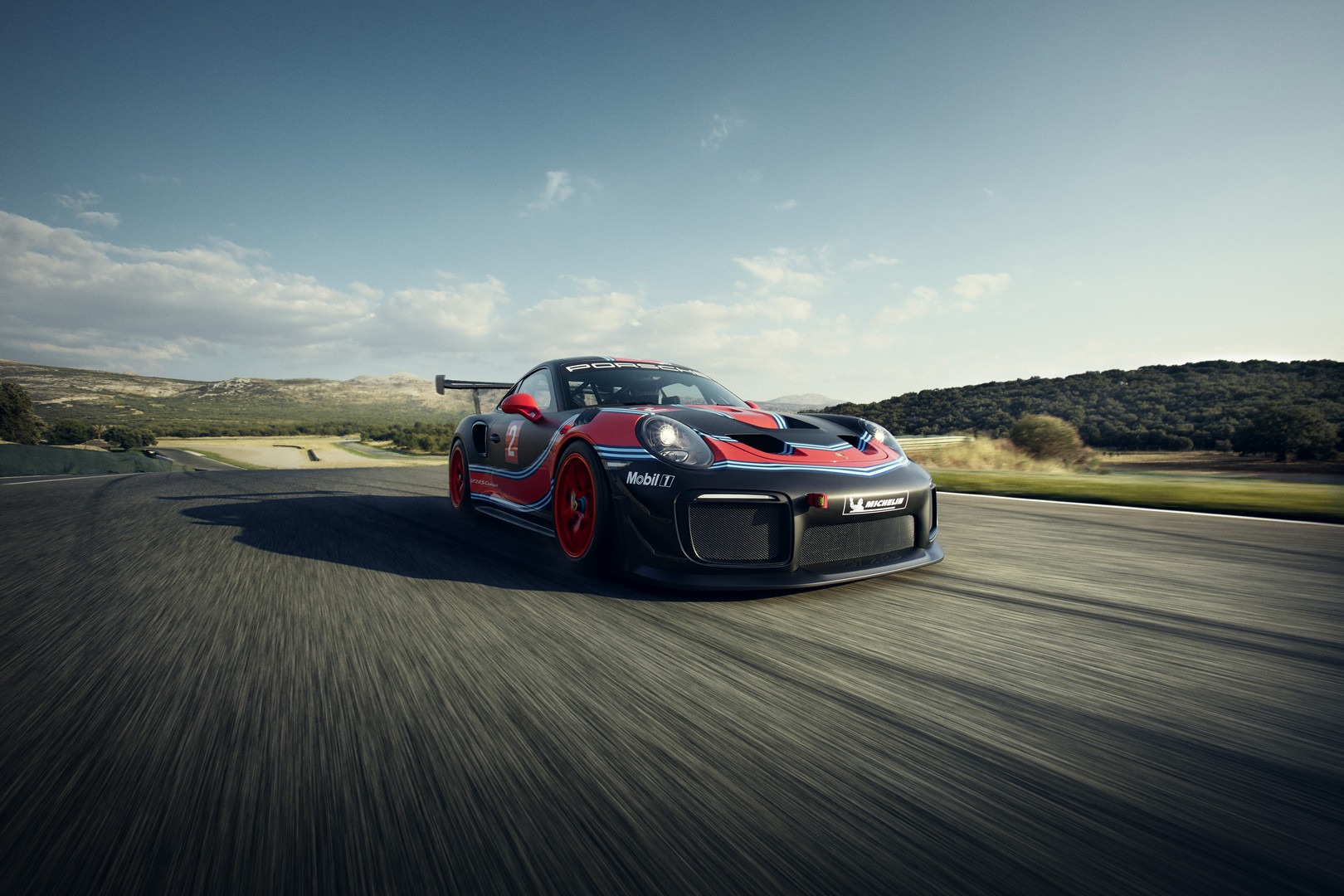 Track Only Porsche 911 Gt2 Rs Clubsport Revealed 200 Units Gtspirit