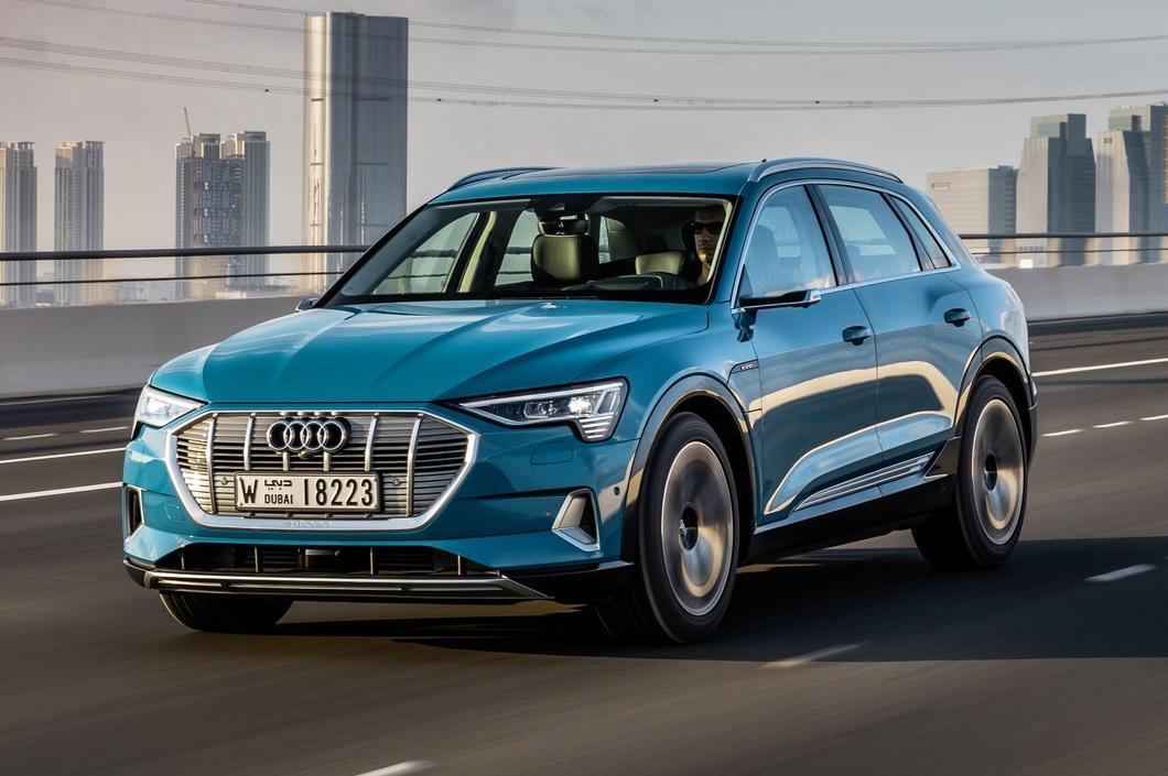 2019 Audi e-tron Review