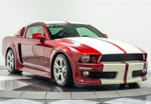 Mustang with Lamborghini V10 Engine