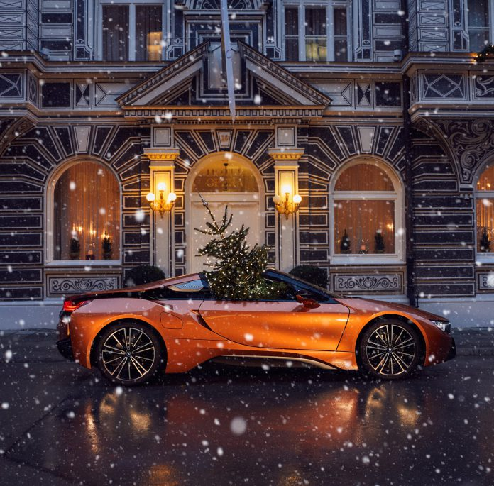 BMW Christmas Message 2018