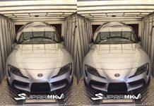 2019 Toyota Supra Front