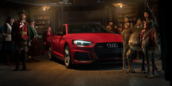 Audi Christmas Message