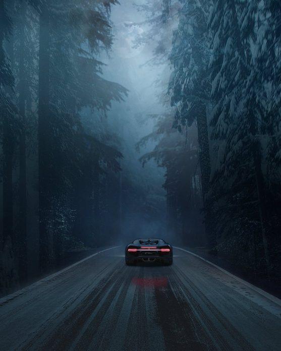 Bugatti Christmas 2018