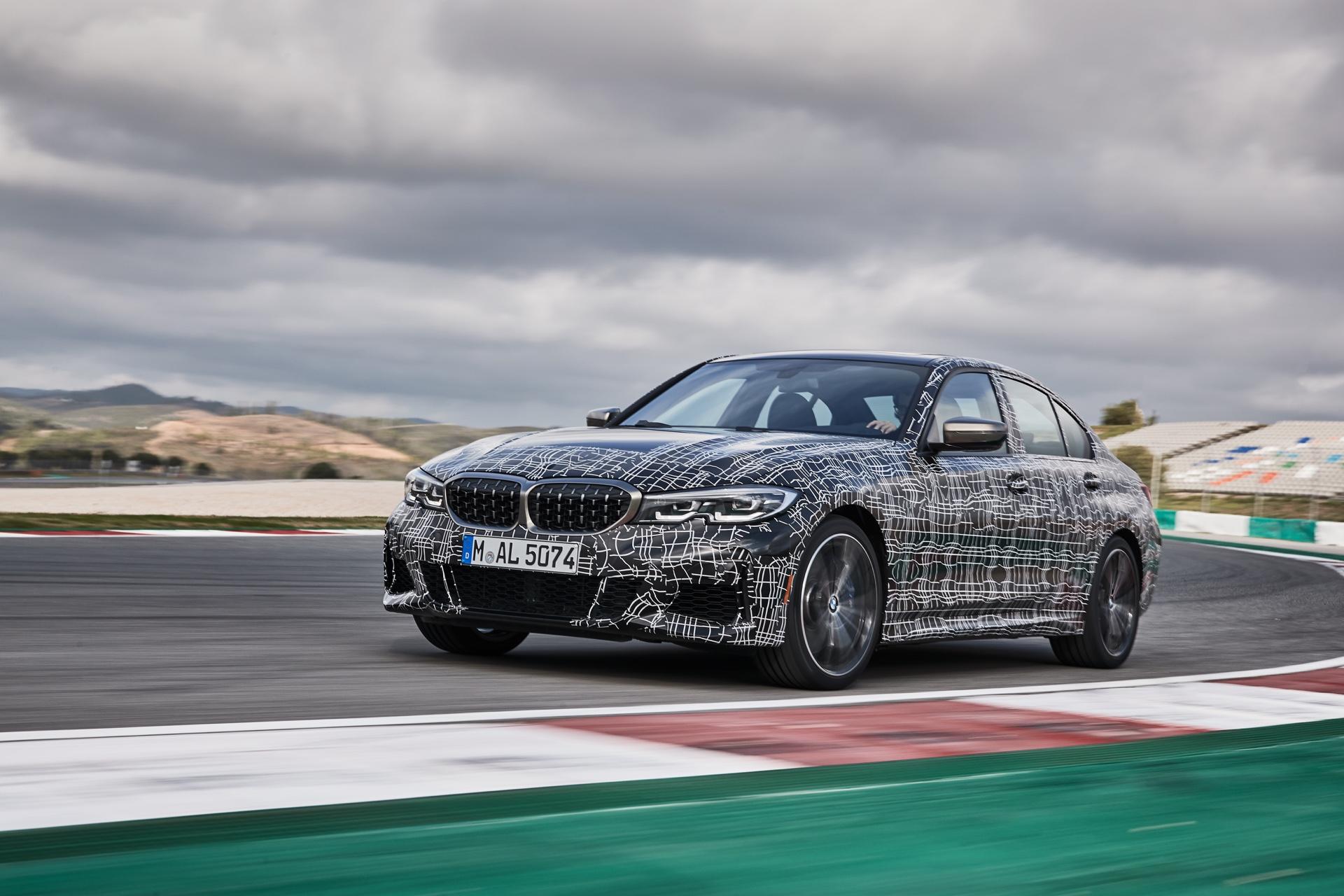 2019 BMW M340i xDrive Review
