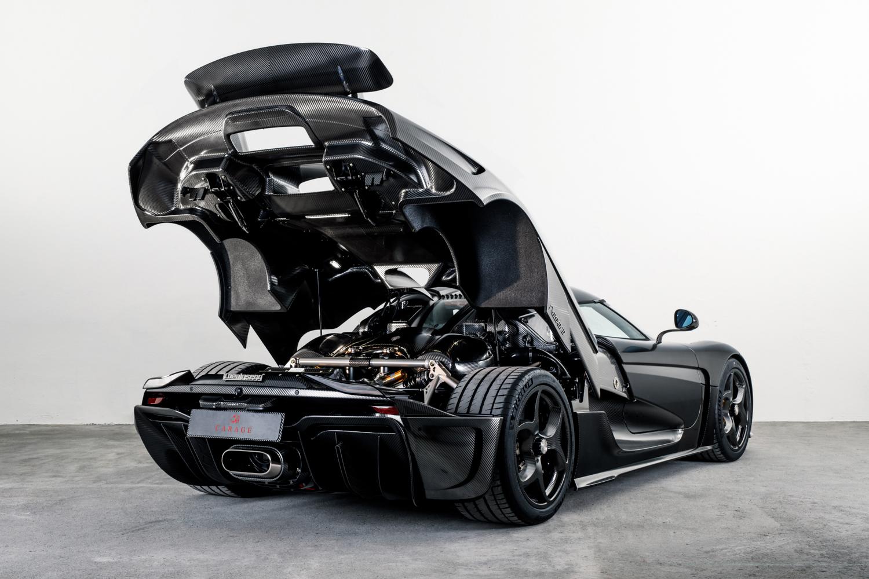 Koenigsegg Naked Carbon Koenigsegg Regera