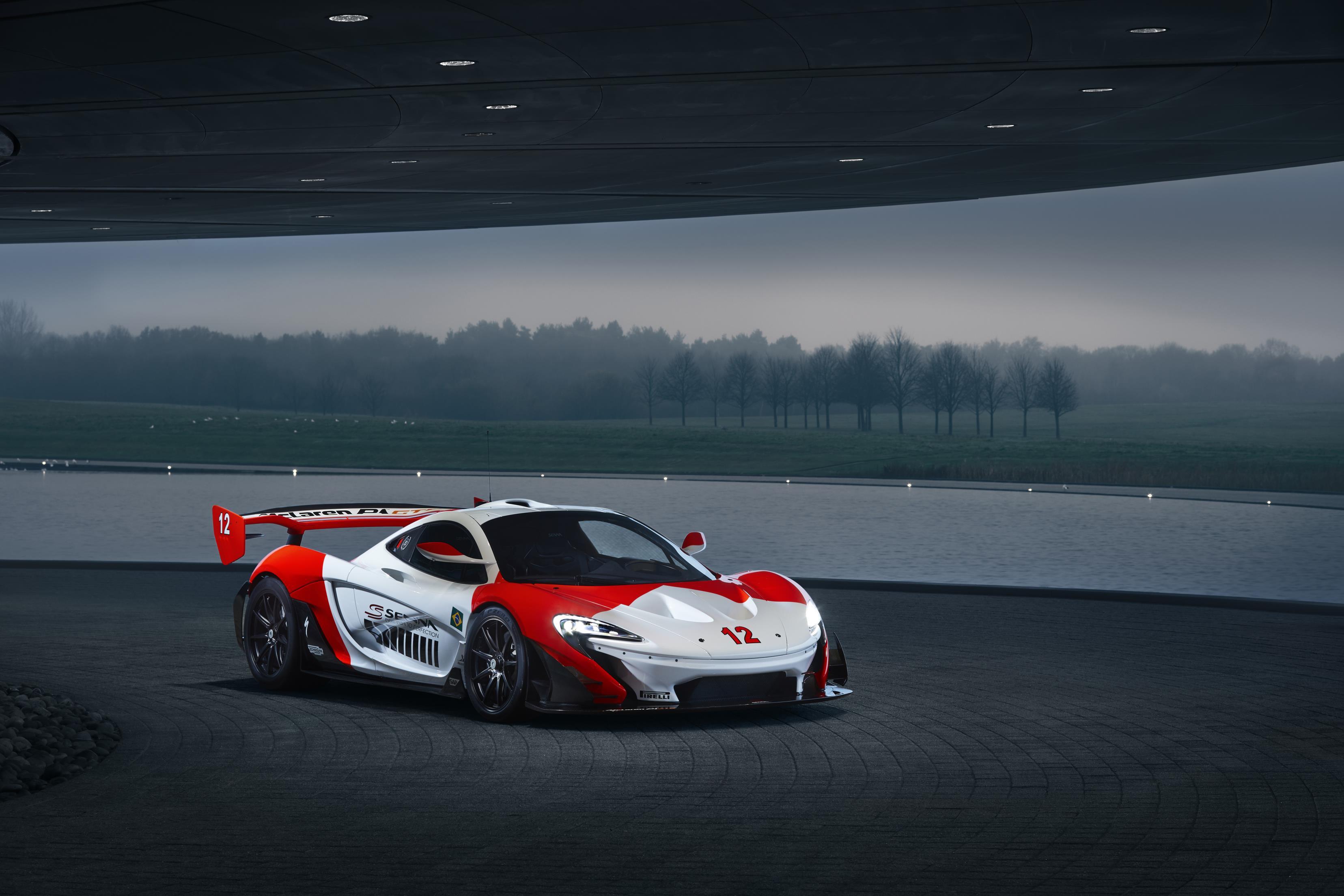 Mclaren P1 Cost >> MSO Creates Unique McLaren P1 GTR to Celebrate to Ayrton Senna - GTspirit