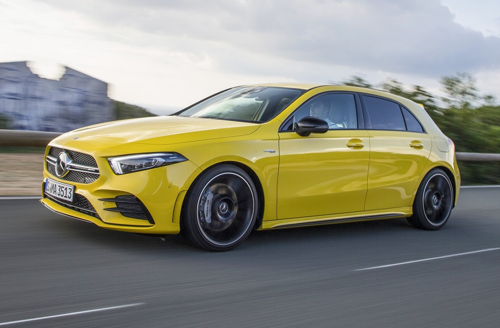 2019 Mercedes-AMG A35 Review