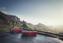 Porsche 718 Cayman T and Boxster T