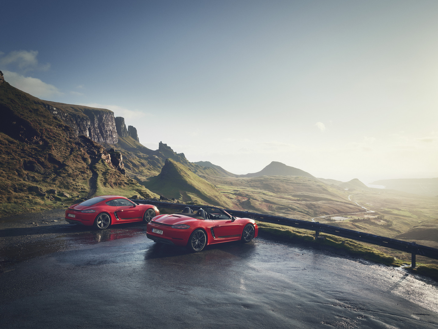 2019 Porsche 718 Boxster T And Cayman T Models Revealed Gtspirit