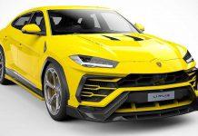 Vorsteiner Lamborghini Urus
