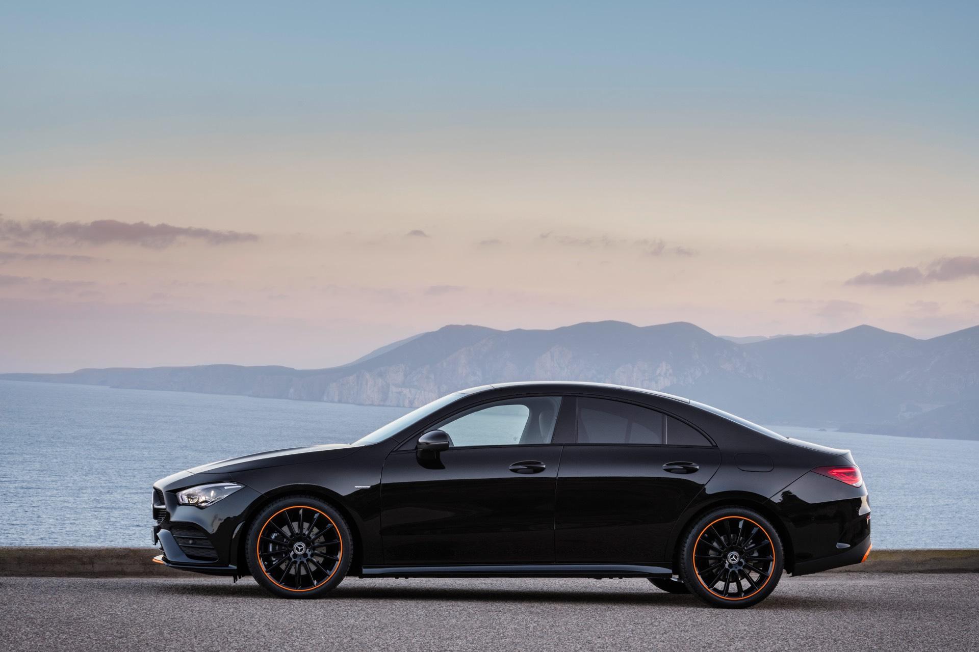 New Mercedes Benz Cla Class Officially Unveiled Gtspirit