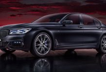2020 BMW 7 Series Black Fire Edition