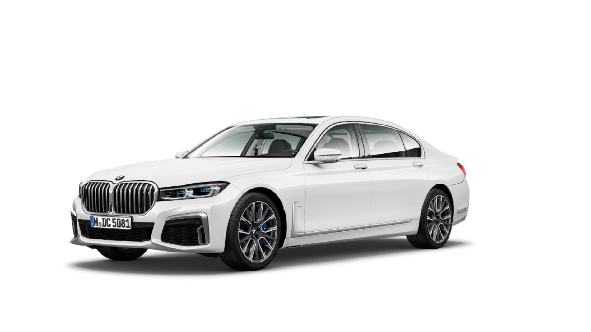Leaked 2019 BMW 7 Series Facelift