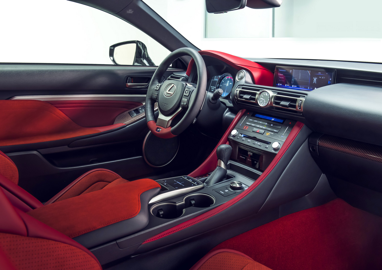 Facelift Lexus Rc F And Lexus Rc F Track Edition Revealed