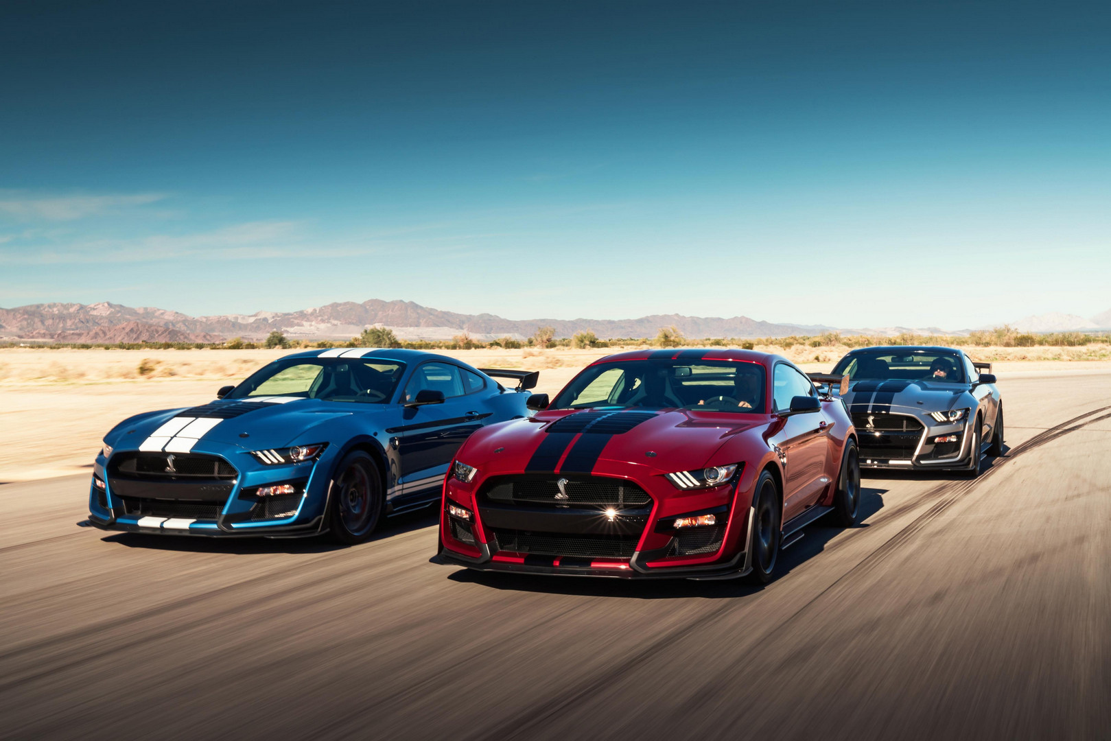 2020 ford mustang shelby gt500: the most powerful ford