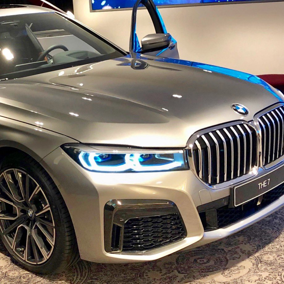 2019 Bmw 2 Series: BMW 7 Series Facelift Fully Leaked (Front And Rear)