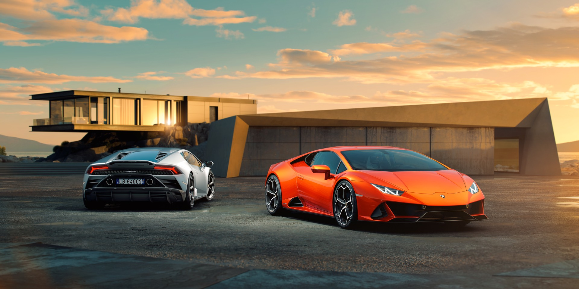 Lamborghini Huracan Evo Facelift Huracan Officially Unveiled