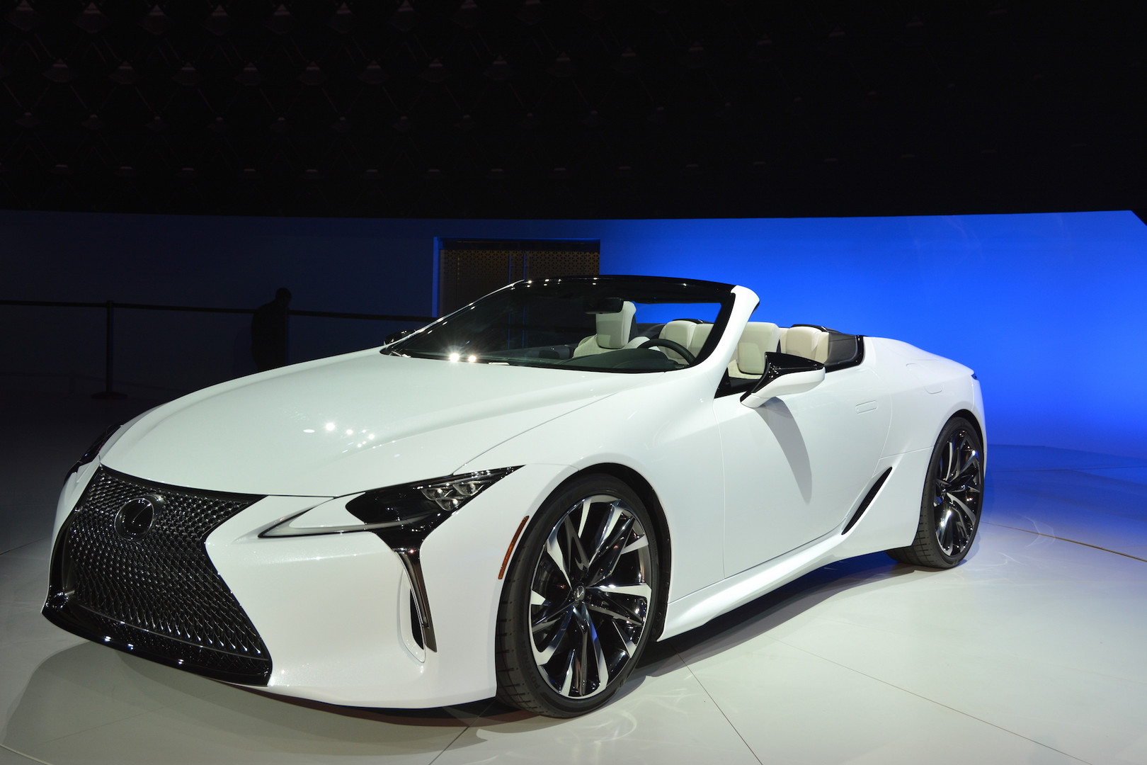 Lexus at the Detroit Motor Show 2019