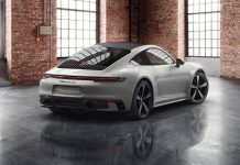 Porsche Exclusive 992 Carrera 4S 911