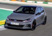 VW Golf GTI TCR Review