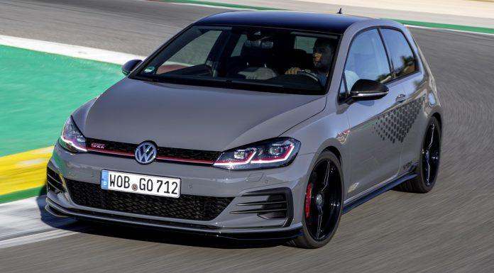 VW Golf GTI TCR Review