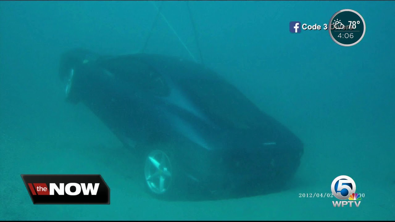 Man Crashes Ferrari into Ocean Because Jesus Told Him To