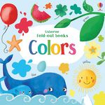 Colors Fold-Out Books