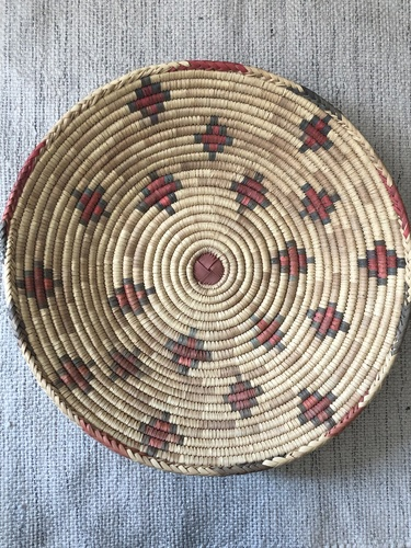 Vintage Basket - large