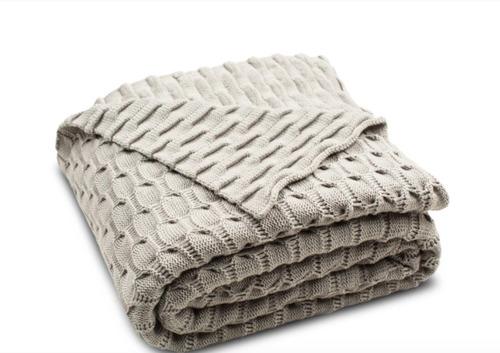 Sheffield Knit Throw